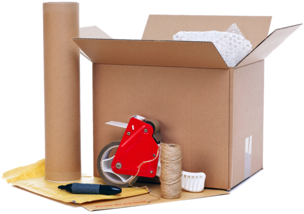 Safe Packaging Materials at Vintage Relocation