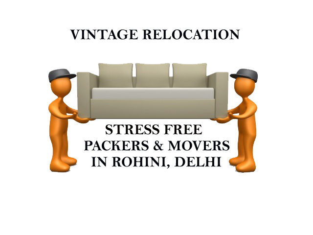 Stress Free Packers and Movers in Rohini