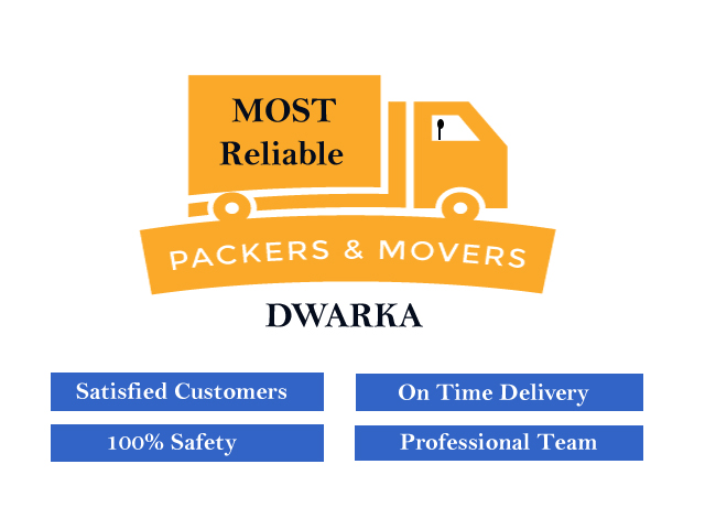 Reliable Packers and Movers in Dwarka
